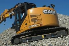 מחפר קייס CX145C SR
