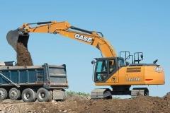 מחפר קייס CX250D