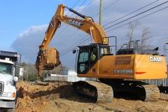 מחפר קייס CX300D