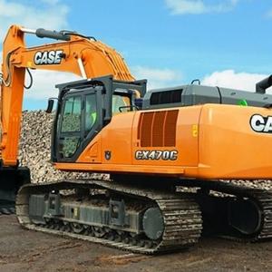 מחפר קייס CX470C