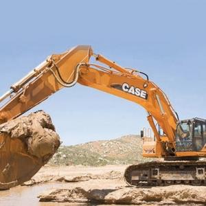 מחפר קייס CX800B