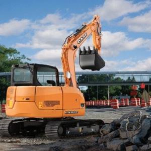מחפר קייס CX80C