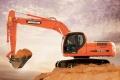מחפר דוסאן DX200A