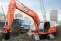 מחפר דוסאן DX220A