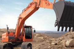 מחפר דוסאן DX225LCA