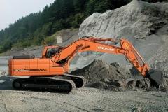 מחפר דוסאן DX225NLC