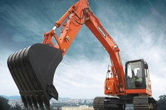 מחפר דוסאן DX235LCR