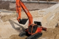 מחפר דוסאן DX260LCA