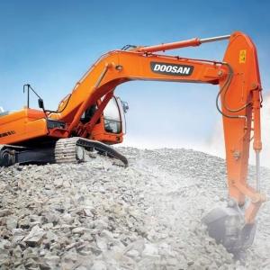 מחפר דוסאן DX300LCA SLR