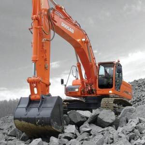 מחפר דוסאן DX340LC