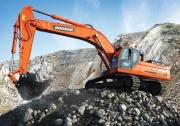 מחפר דוסאן DX420LCA