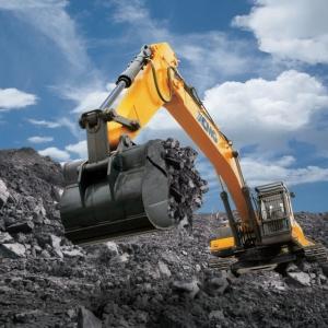 מחפר XCMG XE470C