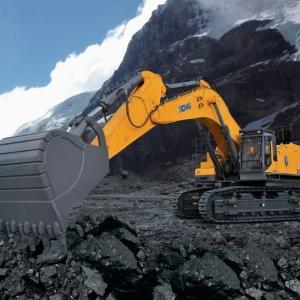 מחפר XCMG XE900C