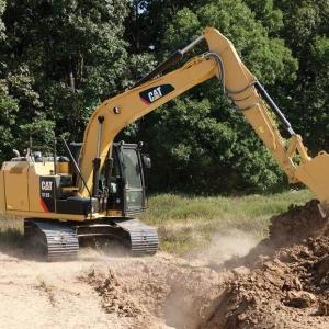 מחפר קטרפילר 312E