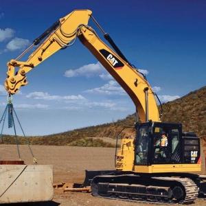 מחפר קטרפילר 335F L CR