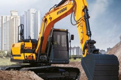 מחפר יונדאי HX140L