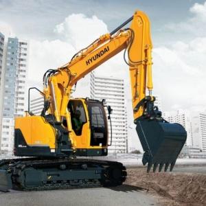 מחפר יונדאי HX145LCR