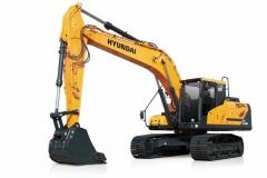 מחפר יונדאי HX220L