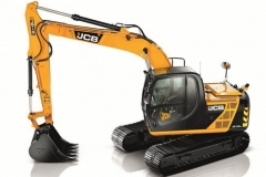 מחפר JCB JS115