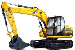 מחפר JCB JS120
