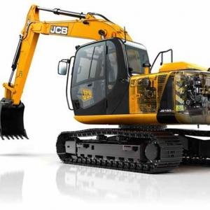מחפר JCB JS160