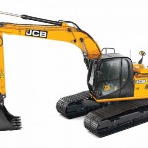 מחפר JCB JS180