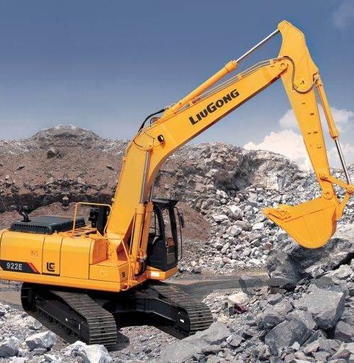 מחפר ליגונג 922E