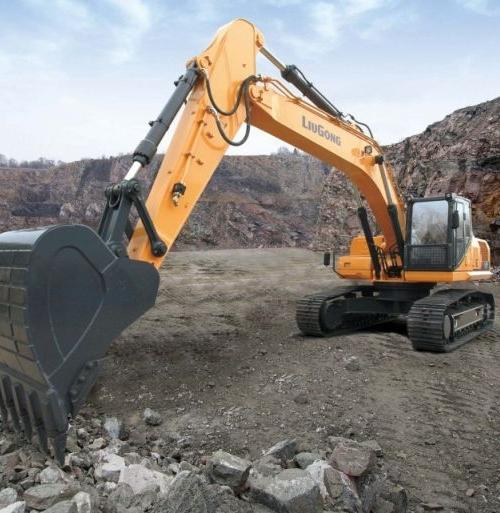 מחפר ליגונג 930E