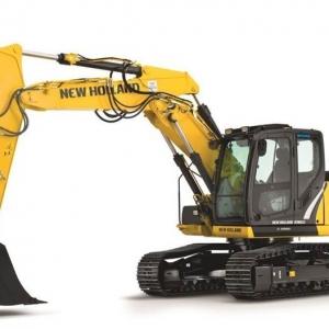 מחפר ניו הולנד E195C