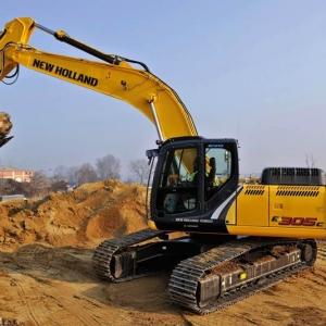 מחפר ניו הולנד E305C