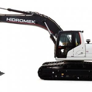 מחפר הידרומק HMK 300LC
