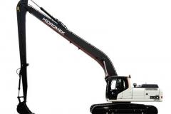 מחפר הידרומק HMK 220LC LR