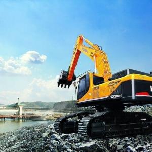 מחפר יונדאי R520LC-9A