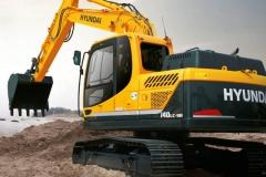 מחפר יונדאי R140LC-9A