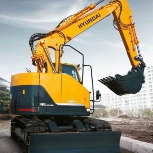 מחפר יונדאי R145LCR-9A