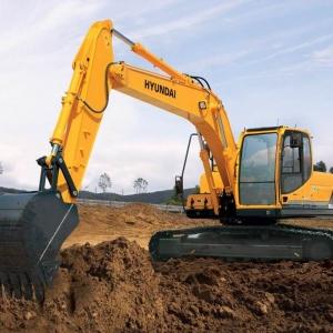 מחפר יונדאי R180LC-9
