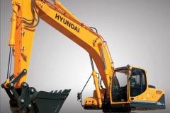 מחפר יונדאי R250LC-9