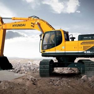 מחפר יונדאי R430LC-9SH