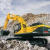 מחפר יונדאי R480LC-9A