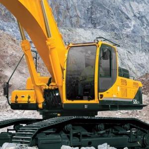 מחפר יונדאי R520LC-9