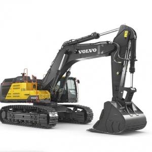 מחפר וולוו EC750E