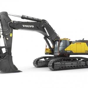 מחפר וולוו EC950E