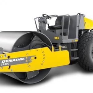 מכבש ויברציוני אטלס קופקו Dynapac CA300D