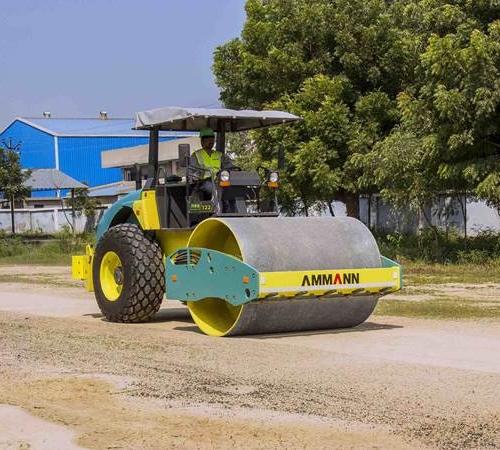 מכבש ויברציוני אמאן ARS 122 BS III