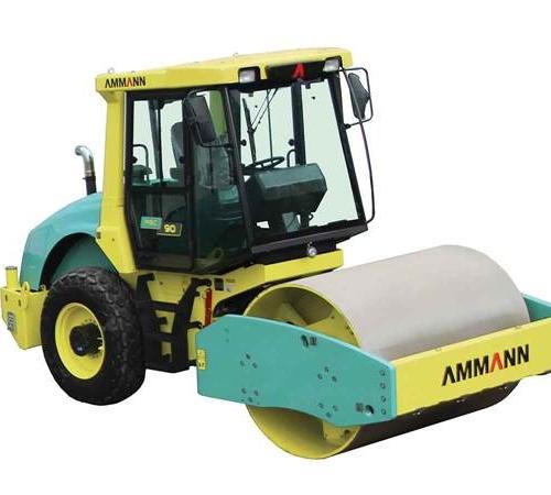 מכבש ויברציוני AMMANN ASC 90 Tier 3