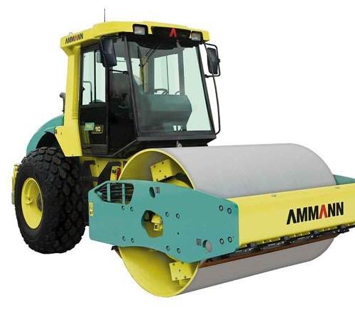 מכבש ויברציוני AMMANN ASC 110 Tier 3