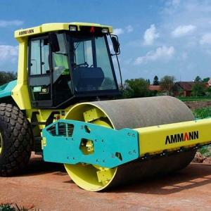 מכבש ויברציוני AMMANN ASC 110 Tier 4i