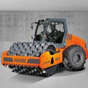 מכבש ויברציוני HAMM 3412 HT P