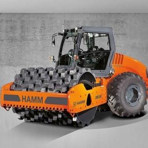 מכבש ויברציוני HAMM 3414 HT P