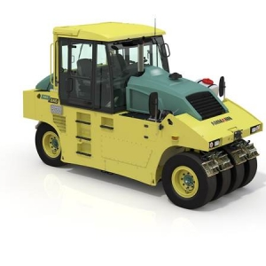 מכבש פנאומטי AMMANN ART240 Tier4F